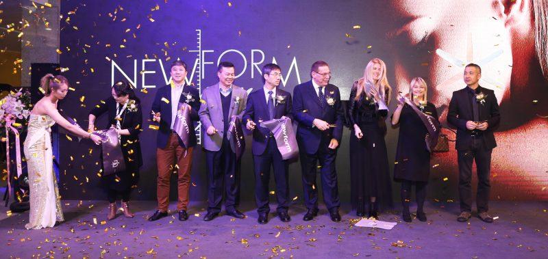 Newform apre un nuovo showroom a Pechino