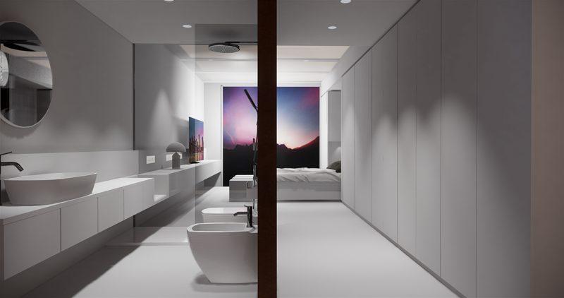 WiP presenta Hospitality Next Step, la camera del futuro