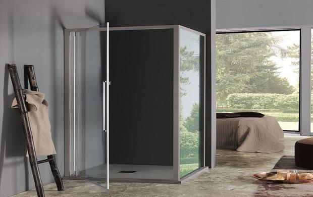 Nuove finiture per la cabina doccia Acrux