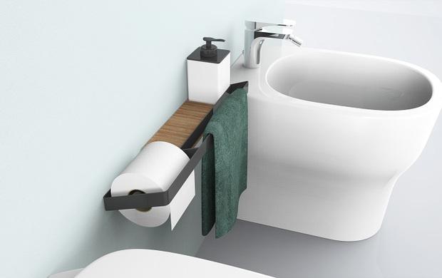 Accessori bagno Fly per i nativi digitali