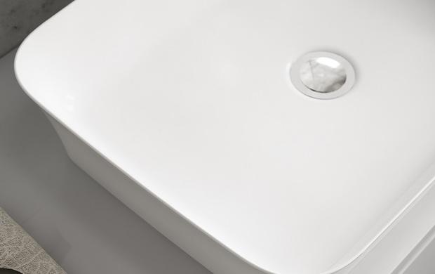 È ultrasottile il nuovo lavabo Ipalyss di Ideal Standard
