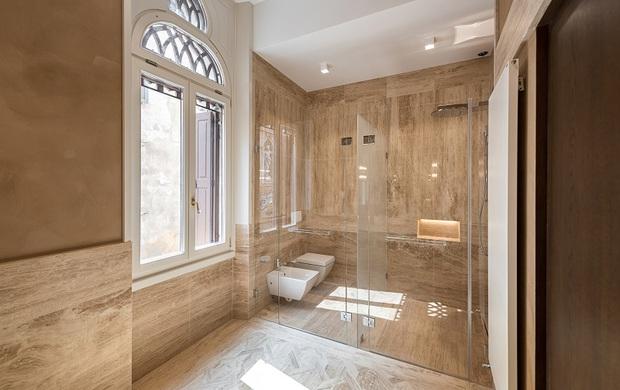Bagno in marmo la posa che fa la differenza ilbagnonews - Frutta che fa andare in bagno ...