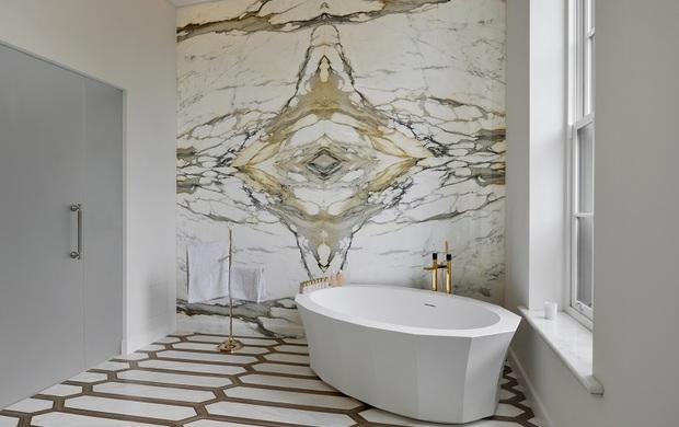 L\'eleganza del marmo per bagni d\'Elite - IlbagnoNews