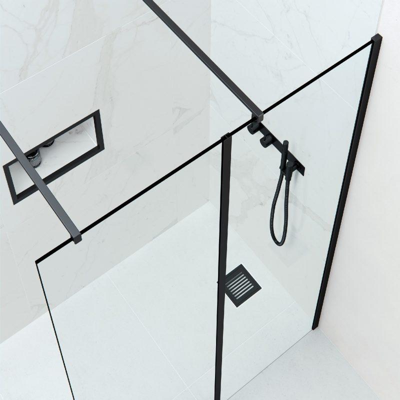AYO 10mm – configurazione a 2 lati – Flair Showers