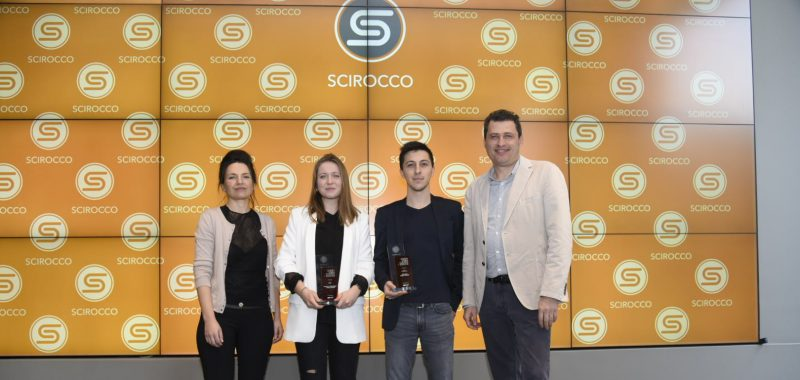 Design Warm Contest: premiati i vincitori del concorso Scirocco H