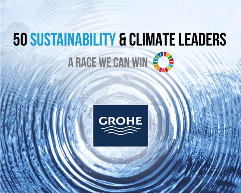 GROHE celebra un doppio successo nel campo della sostenibilità