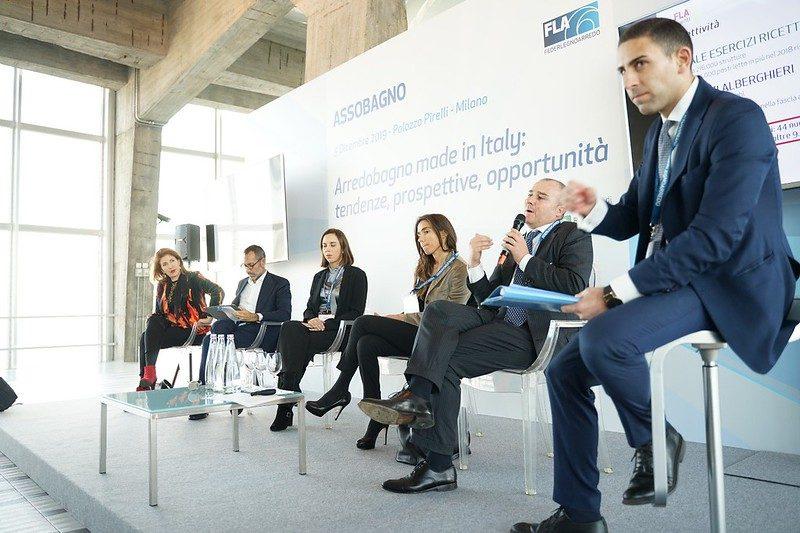 Arredobagno Made in Italy: un giro di affari di oltre 2,7 miliardi di euro