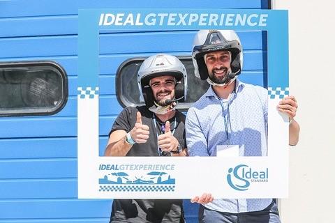 Roadshow Ideal GT Experience. Formazione… in pista!