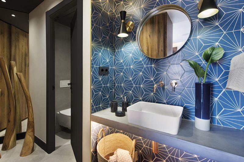 Interni bagno #324 | Interior décor in salsa catalana