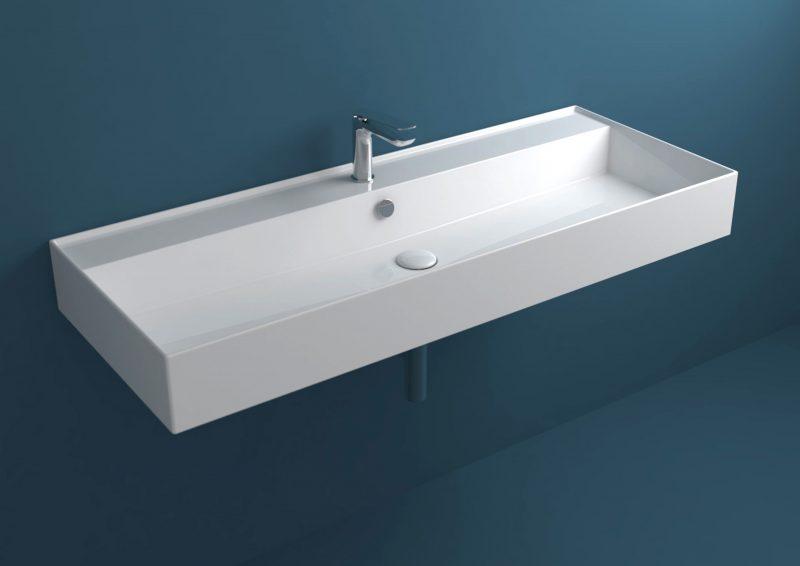 Simas porta la collezione di lavabi Agile a ISH (Hall 3.0 stand B97)