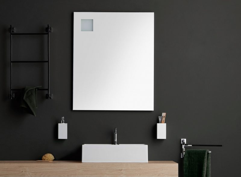 Serie 700 by Bertocci: i complementi che personalizzano il bagno