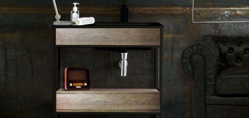 Il bagno si fa industrial con Xilon | Salone del Bagno