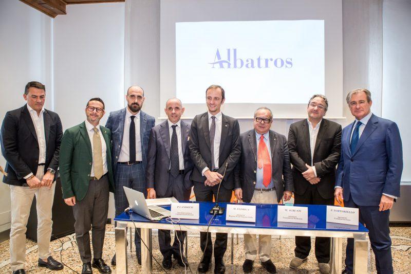 Presentato oggi il piano di rilancio di Albatros