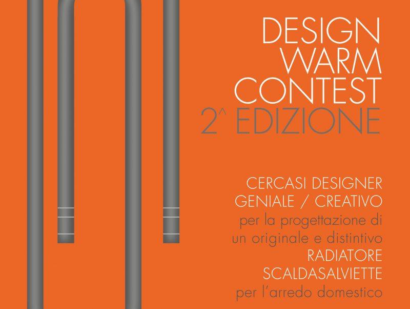 Scirocco H lancia la II edizione del Design Warm Contest