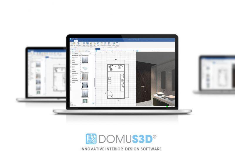 Rendering fotorealistico con DomuS3D di Maticad
