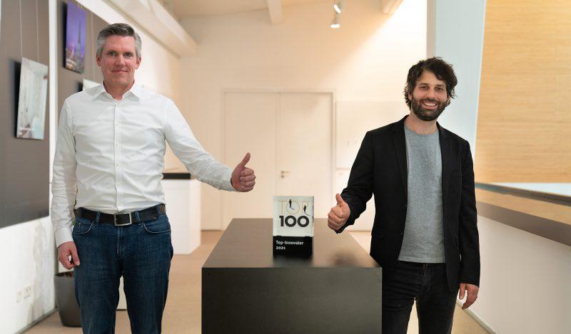 """Gruppo Hansgrohe: ancora una volta """"TOP"""" per l'innovazione"""