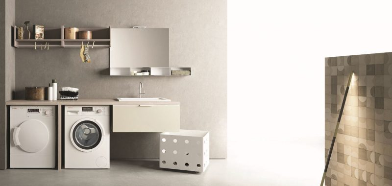 Drop, la lavanderia di design firmata Novello