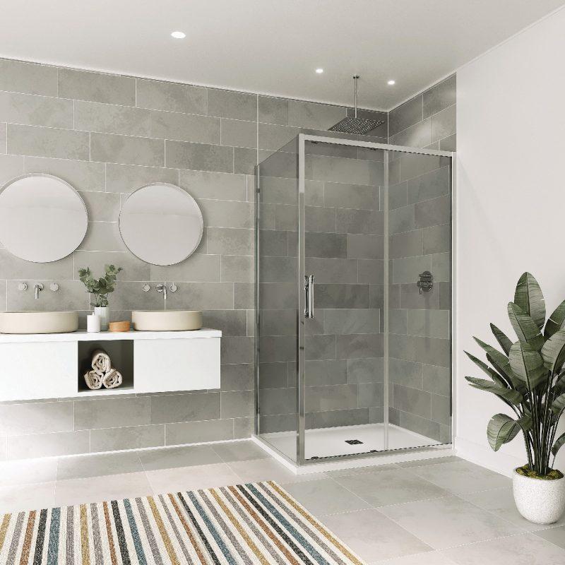 Porta Scorrevole ETO Flair ShowerS