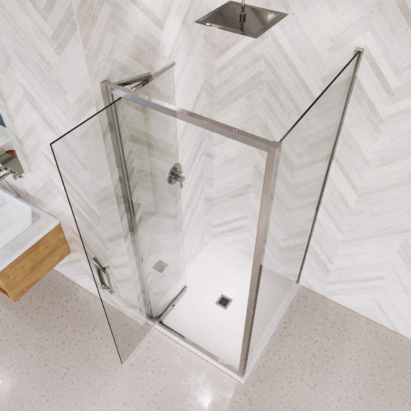 Porta Infold ETO Flair Showers