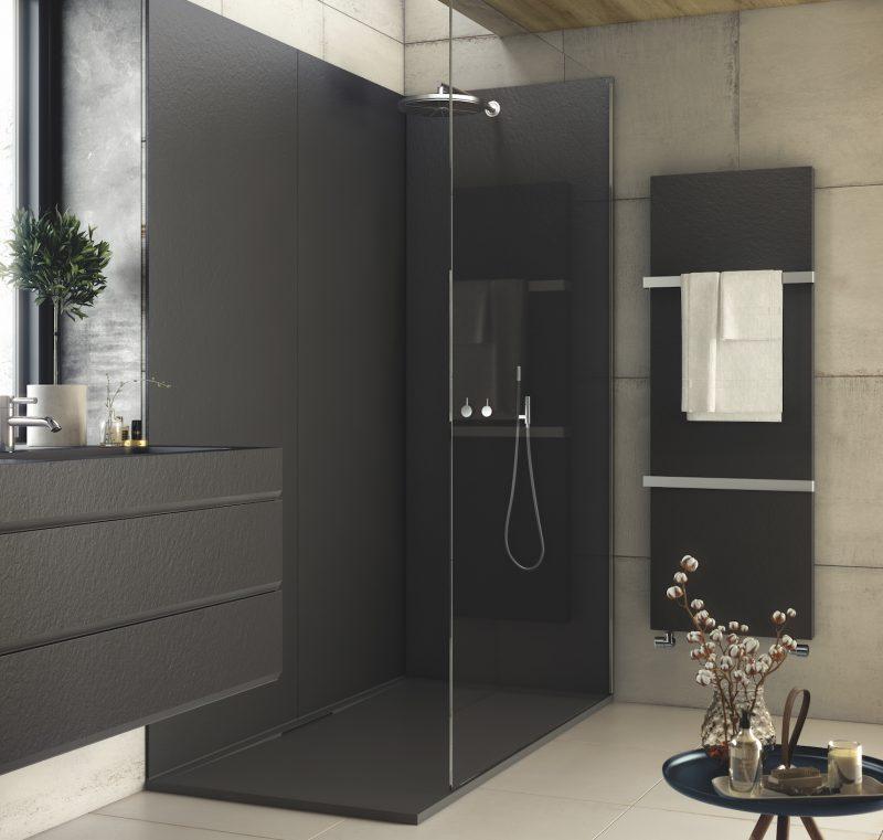 Il Sistema di sostituzione vasca-doccia di Fiora a ISH (Pad. 3.0   stand A31 con Gruppo Royo)