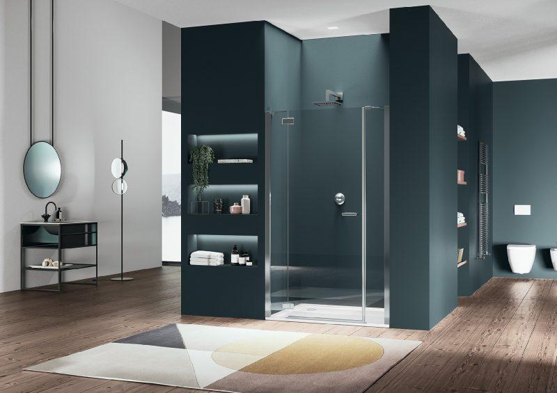 La nuova cabina doccia duka gallery 3000, tradizione in chiave moderna