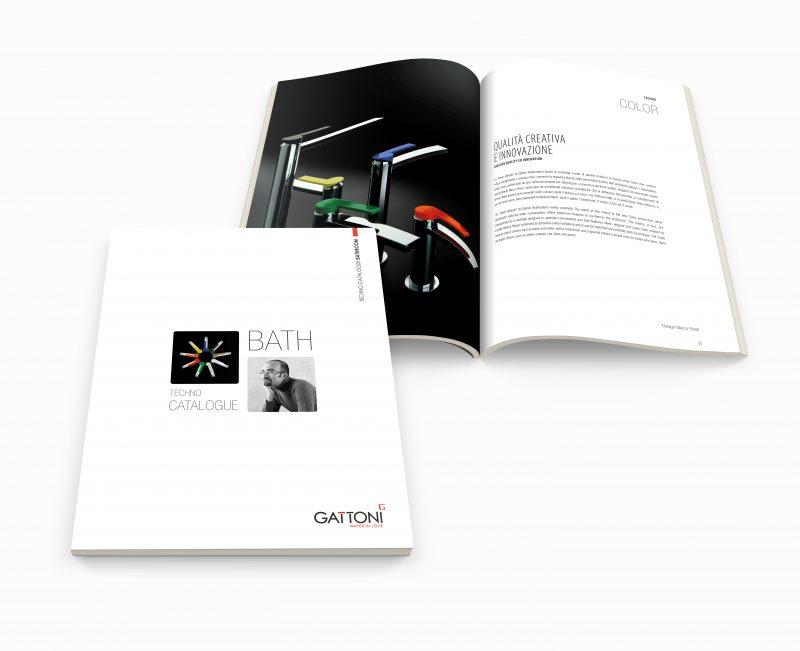Gattoni Rubinetteria presenta il suo Techno Catalogue