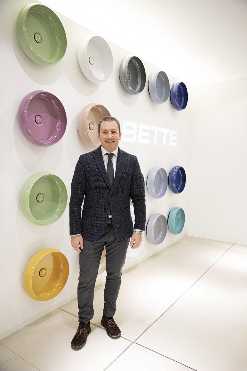 Giorgio Mirabella è nuovo Country Manager Italia di Bette