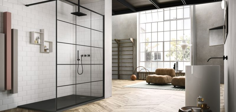 Cabine doccia Sk-in, libertà e personalizzazione