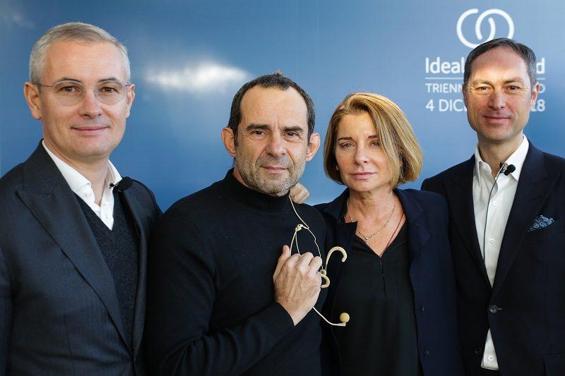 Design italiano per Ideal Standard International