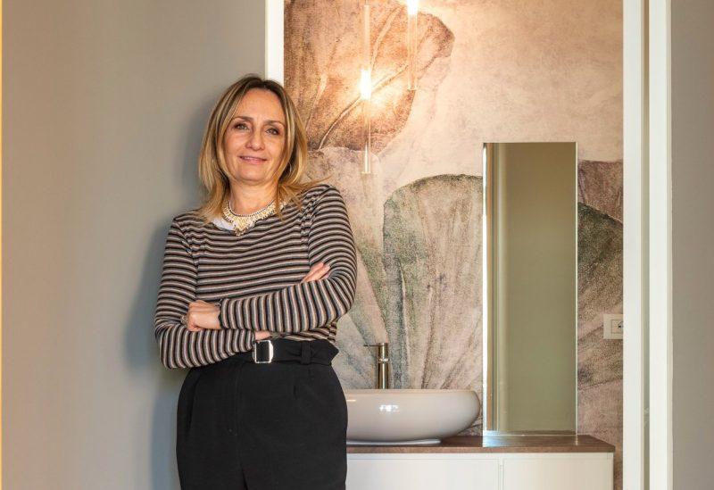 Cersaie Disegna la tua Casa:  la designer Simona Corsico Piccolini si presenta