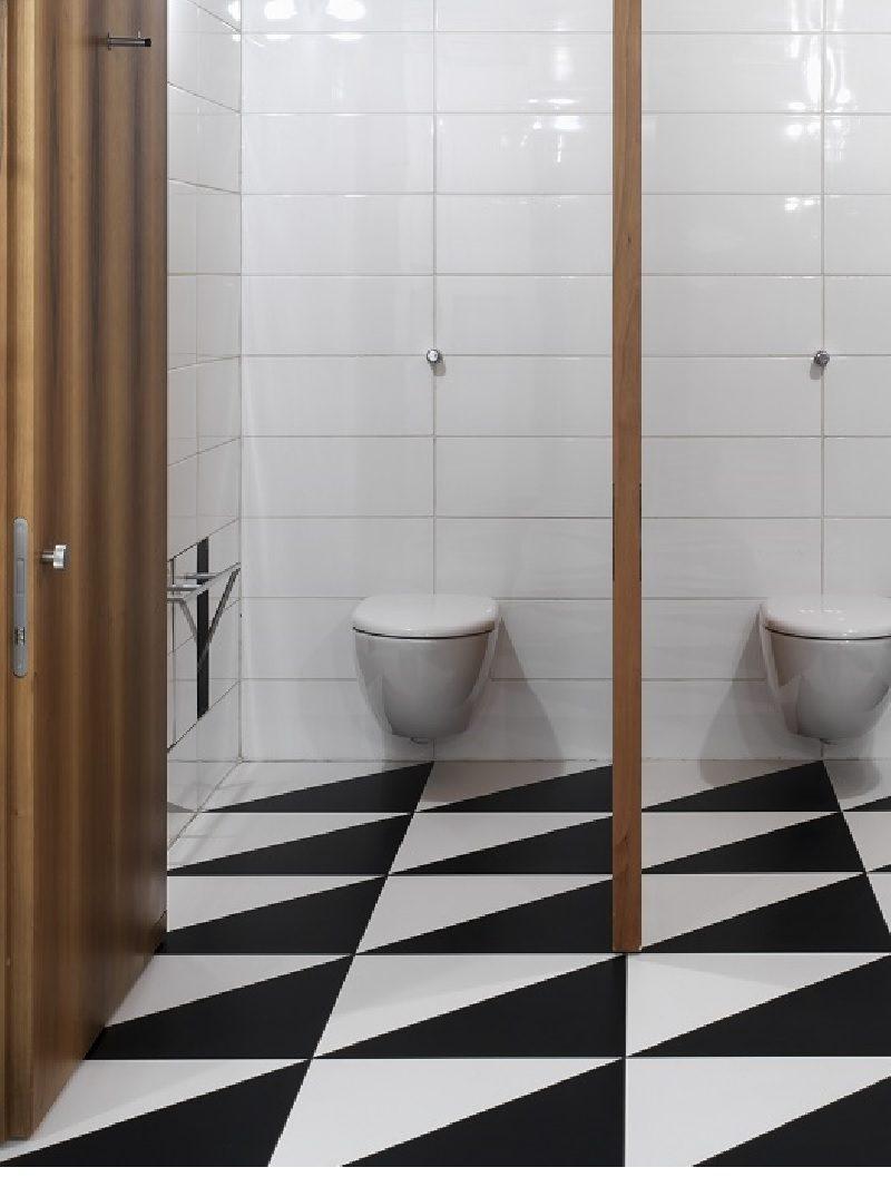 Fondazione Prada, Philippe Starck e Duravit