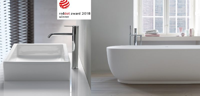 Premio Red Dot per C.1 e LUV by Duravit