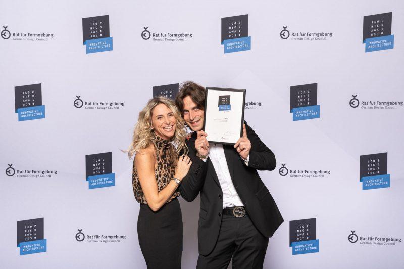 La Luna della collezione Moon cattura la giuria dell'Iconic Awards 2018