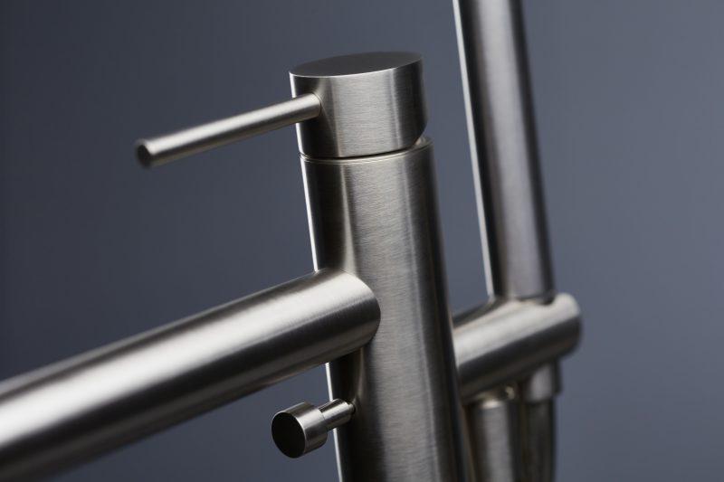 X-Steel 316. L'inossidabile bellezza dell'acciaio