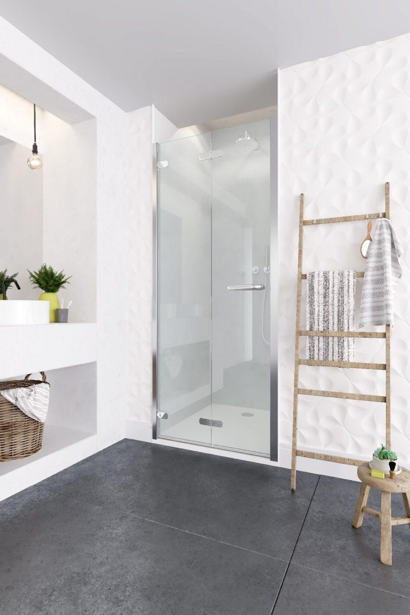 Porta Pieghevole – ORO Flair Showers