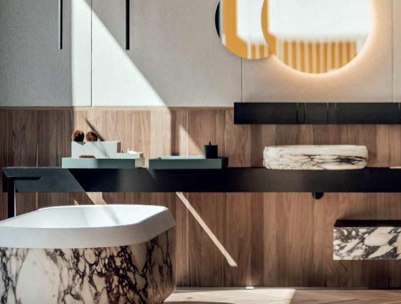 PRODUCT meets ARCHITECT #324   In bagno spazio al design
