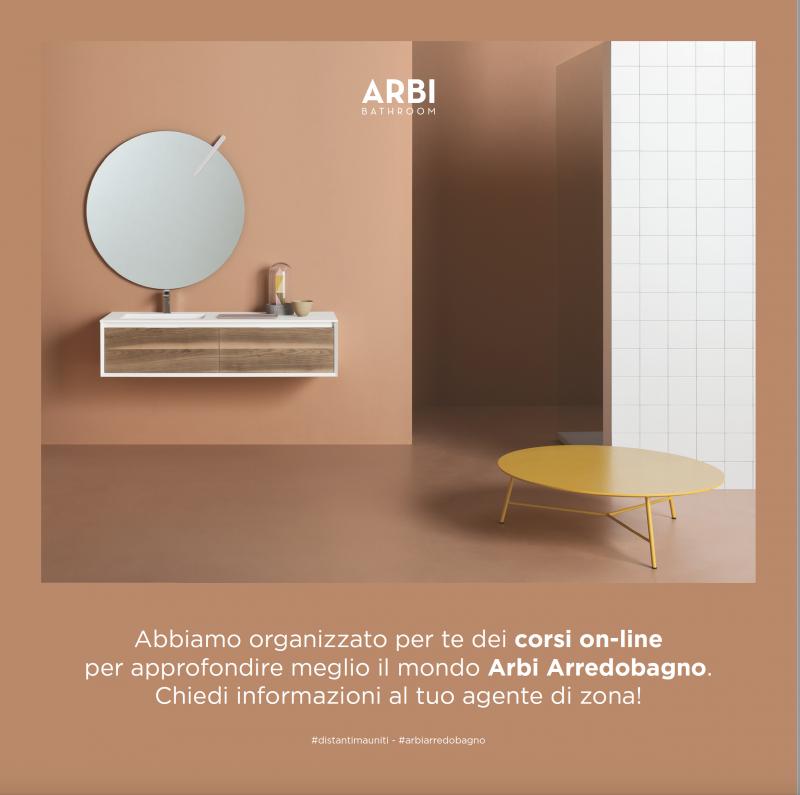 Arbi Arredobagno sostiene la continuità del business con la formazione a distanza