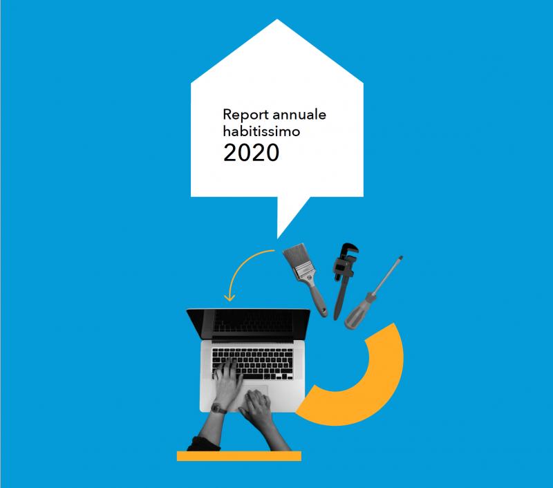 Il report di habitissimo 2020: tendenze e previsioni dei lavori in casa