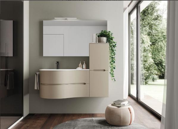 Smyle by Blob: estetica e funzionalità per un bagno moderno e pratico