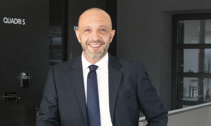 Sergio Occhi è Direttore Commerciale Italia di Cristina rubinetterie