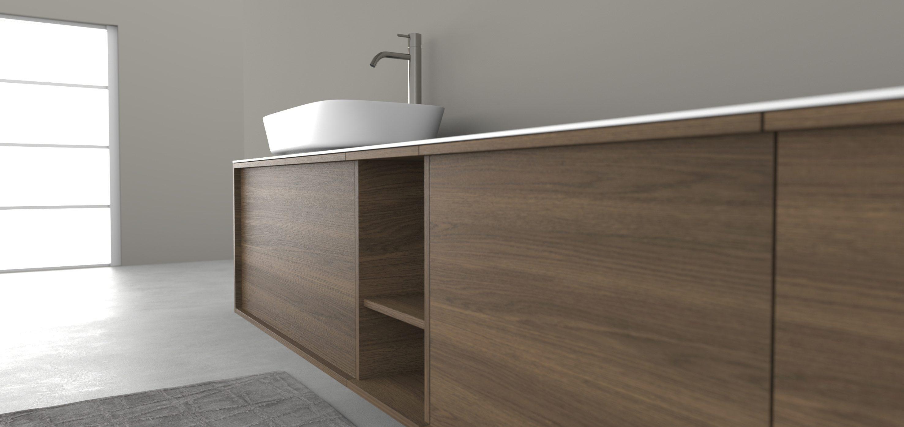 Un quadro senza tempo con loop di stocco salone del bagno - Bagno in un metro quadro ...