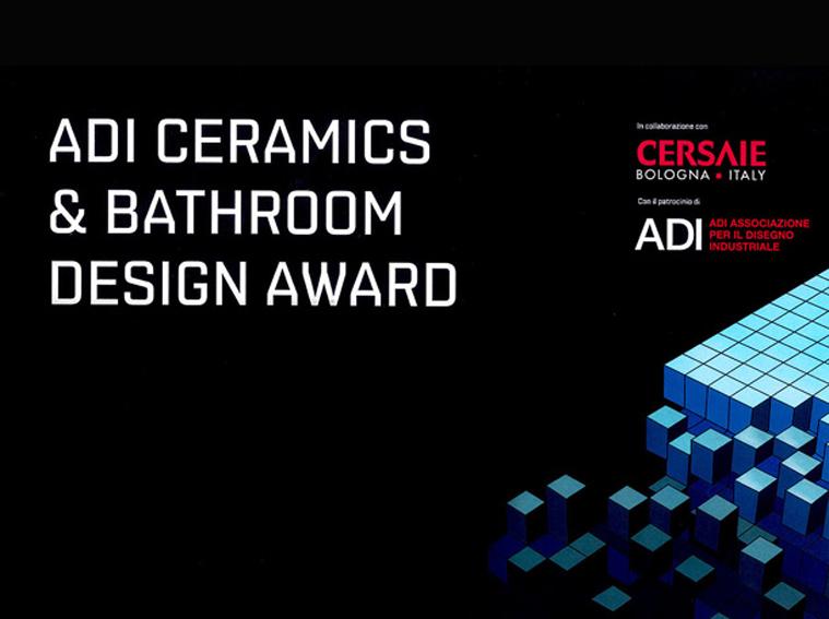 A Cersaie va in scena l'ADI Ceramics & Bathroom Design Award