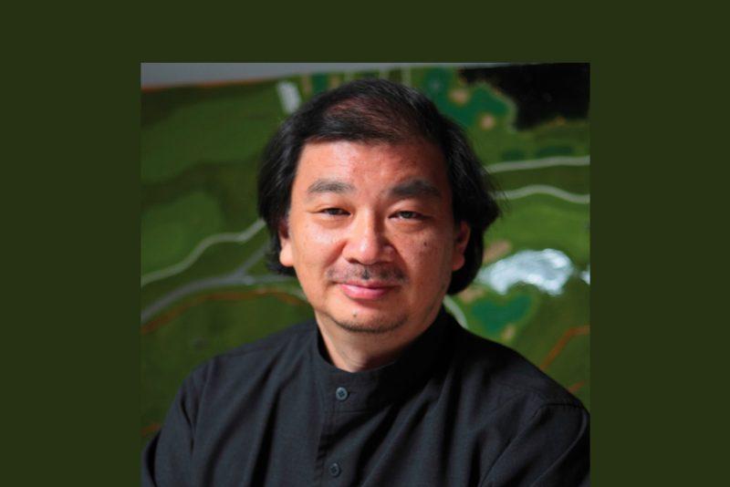 Appuntamento a Cersaie con Shigeru Ban, il Pritzker Prize giapponese