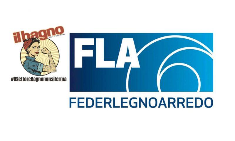 #ilsettorebagnononsiferma: la Task Force di FederlegnoArredo