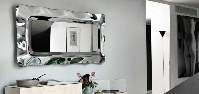 Lo specchio Dorian di Iosa Ghini vince il Good Design Award 2017