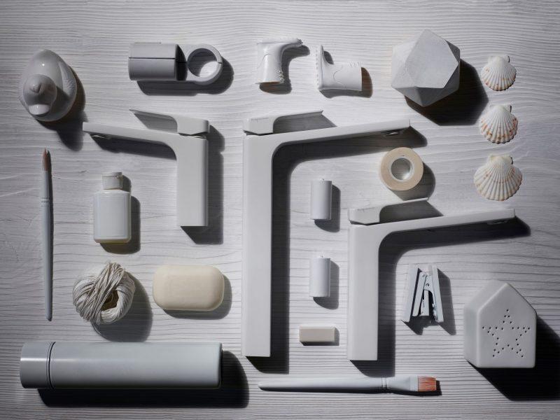 FIT by Fima Carlo Frattini: un miscelatore dalle forme smart