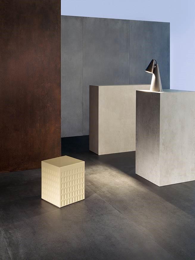 Concreto by LEA Ceramiche: evoluzione delle lastre sottili