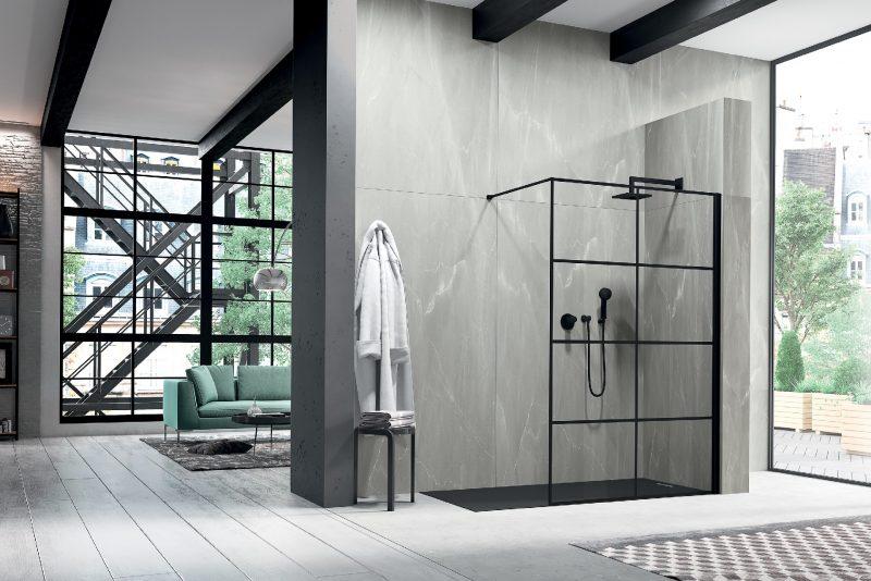 La cabina doccia si conferma innovativo elemento d'arredo