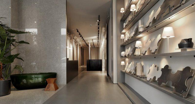 Marazzi apre le porte del nuovo spazio espositivo di Milano