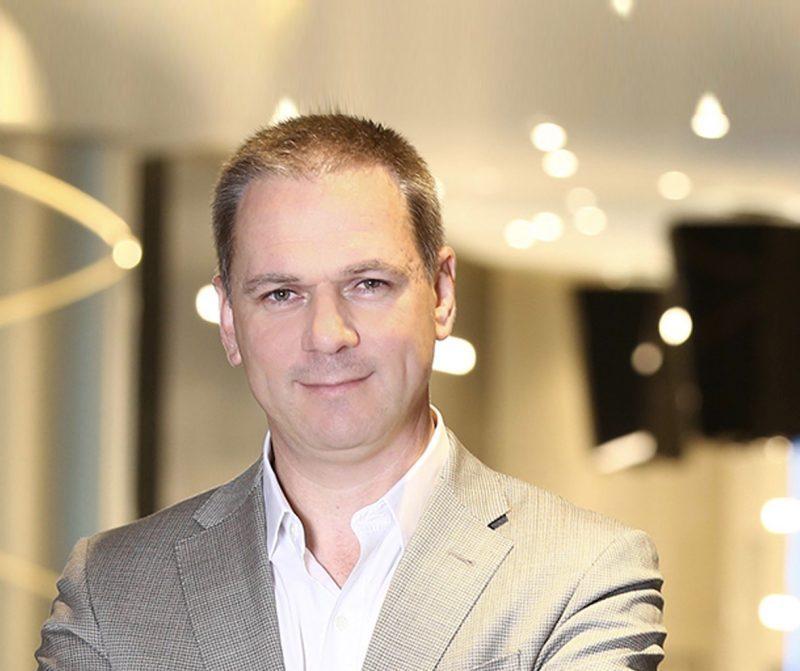 Jacuzzi: Neil Tunstall è nuovo Presidente EMEA ed Asia Jacuzzi Brands